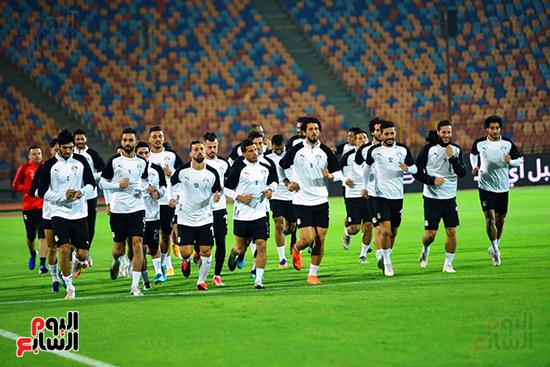 تدريبات المنتخب المصرى (53)