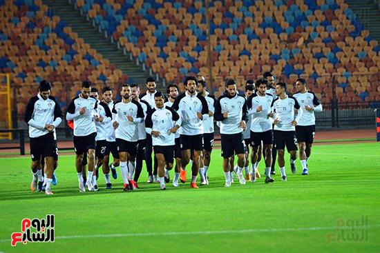 تدريبات المنتخب المصرى (44)
