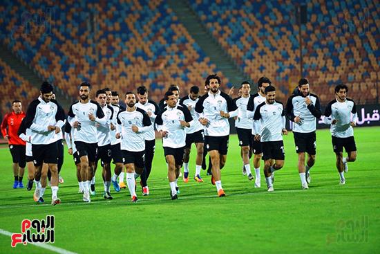تدريبات المنتخب المصرى (52)