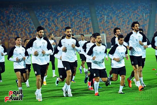 تدريبات المنتخب المصرى (46)