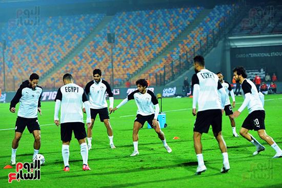 تدريبات المنتخب المصرى (21)