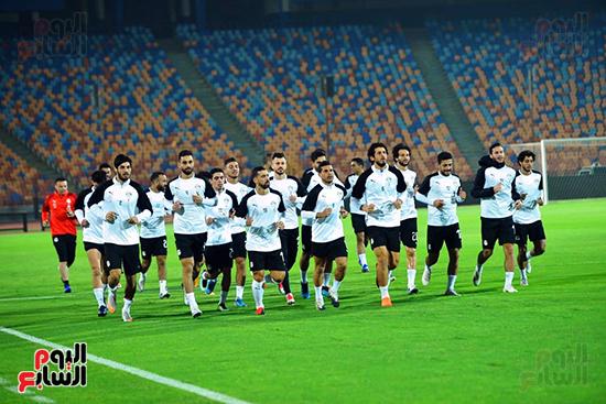 تدريبات المنتخب المصرى (47)