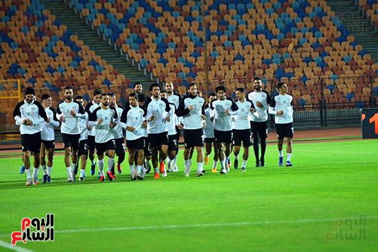 تدريبات المنتخب المصرى (45)