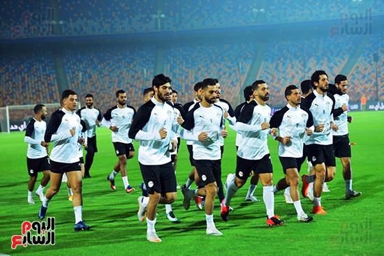 تدريبات المنتخب المصرى (43)