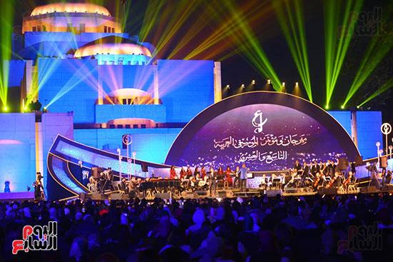 مهرجان-الموسيقى-العربية