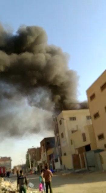 حريق-فى-العاشر-من-رمضان-(2)
