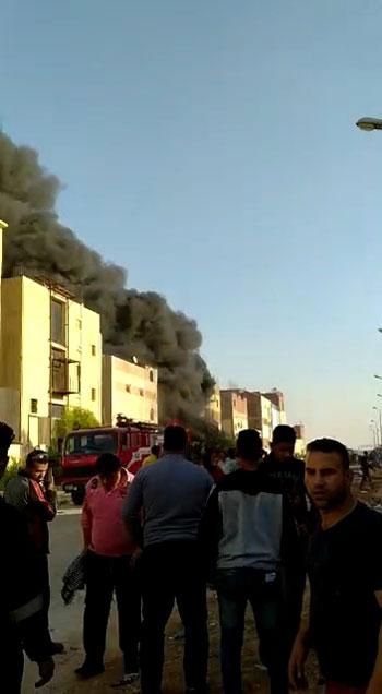 حريق-فى-العاشر-من-رمضان-(5)