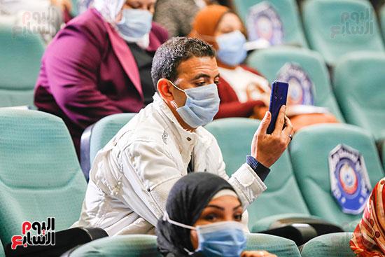 احتفال وزارة الصحة والسكان باليوم العالمى الثاني والثلاثين للايدز (4)