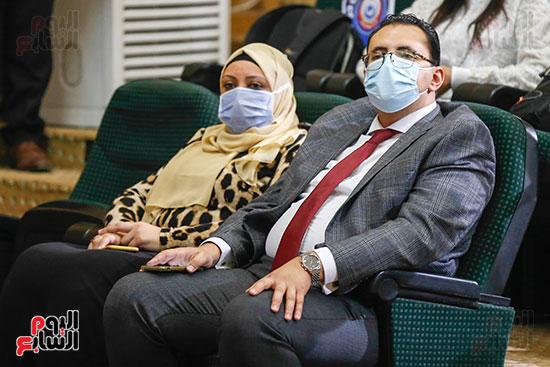 احتفال وزارة الصحة والسكان باليوم العالمى الثاني والثلاثين للايدز (19)