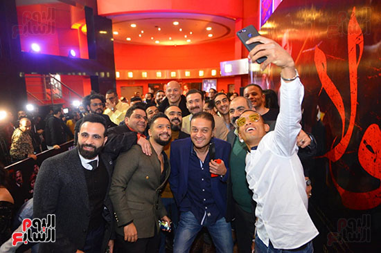 العرض الخاص لفيلم خان تيولا (2)