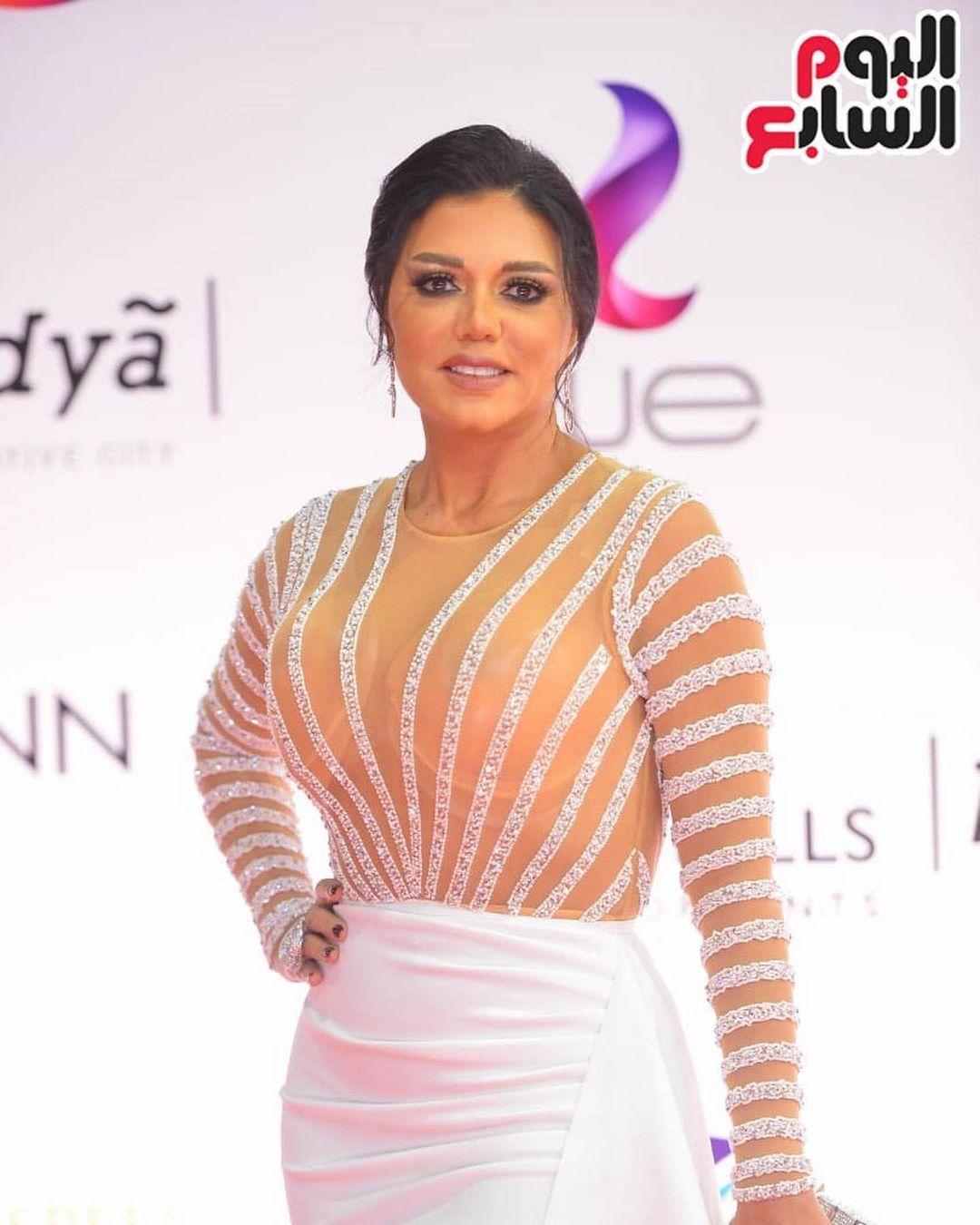 رانيا يوسف من حفل ختام مهرجان القاهرة