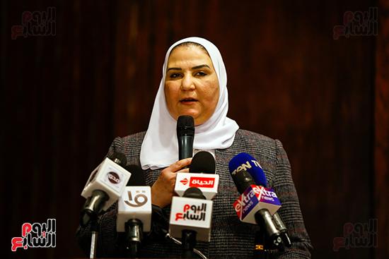 مؤتمر وزارة التضامن  (36)