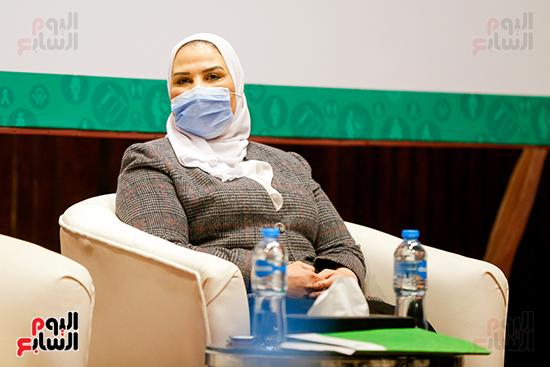 مؤتمر وزارة التضامن  (7)