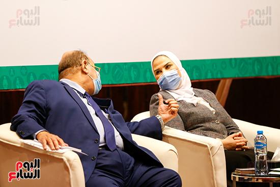 مؤتمر وزارة التضامن  (4)