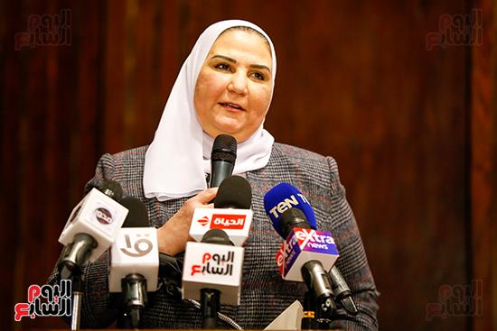مؤتمر وزارة التضامن  (35)