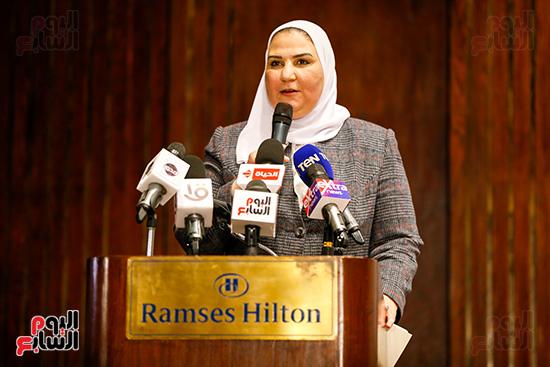 مؤتمر وزارة التضامن  (34)