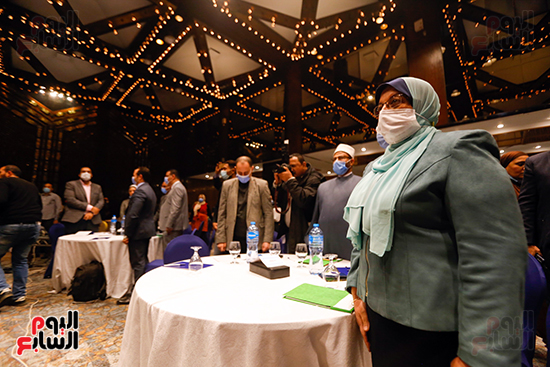 مؤتمر وزارة التضامن  (2)