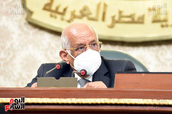 الدكتور على عبد العال رئيس مجلس النواب