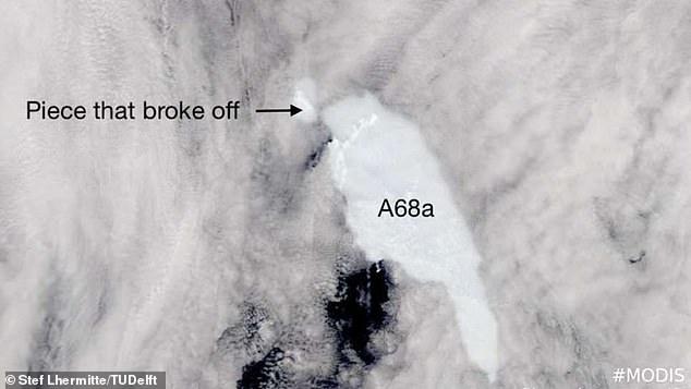 الجبل الجليدى