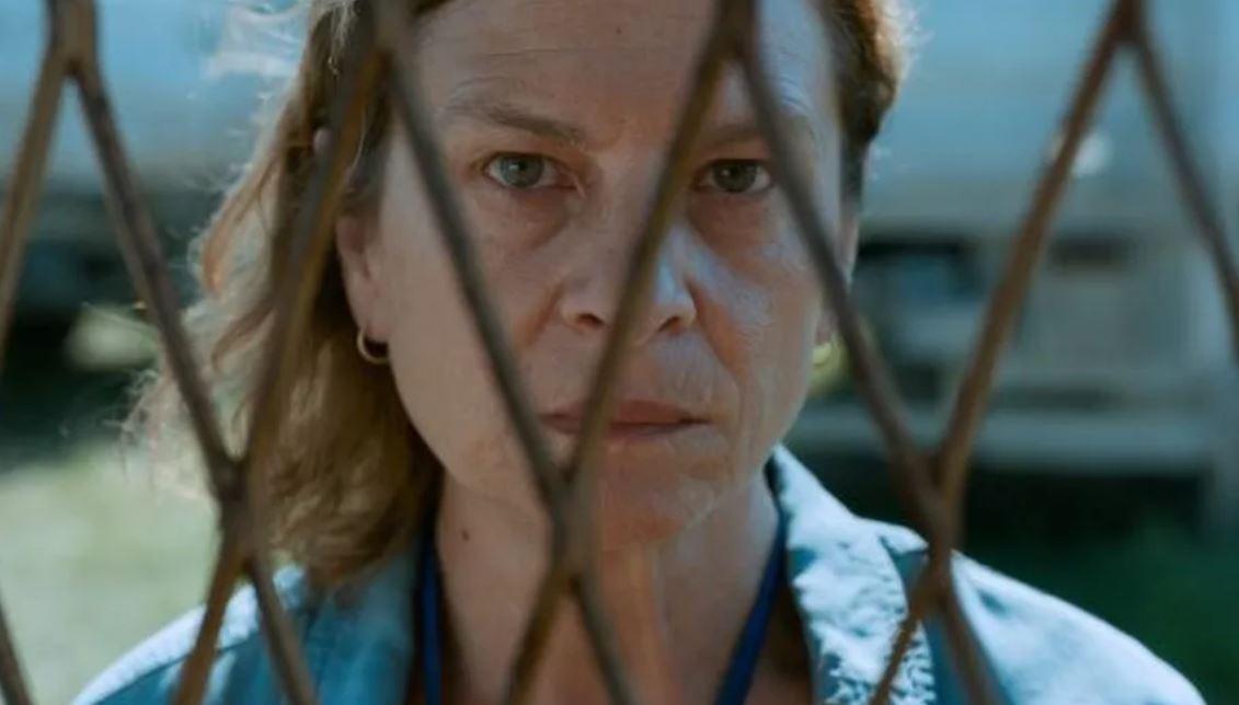 لقطة من فيلم عن مجزرة سربرنيتشا