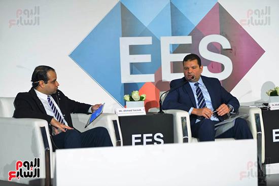 الجلسة الثانية بـقمة مصر الاقتصادية (3)