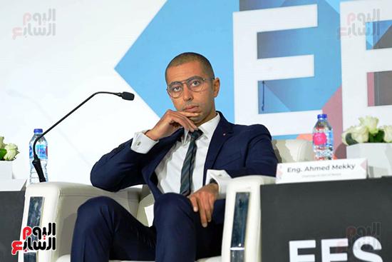 جلسات المؤتمر الاقتصادى (12)