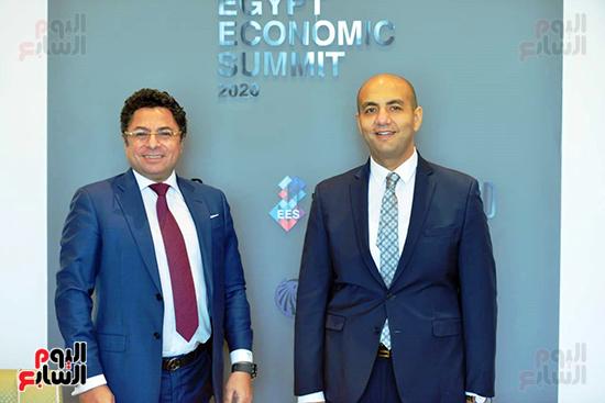 جلسات المؤتمر الاقتصادى (15)