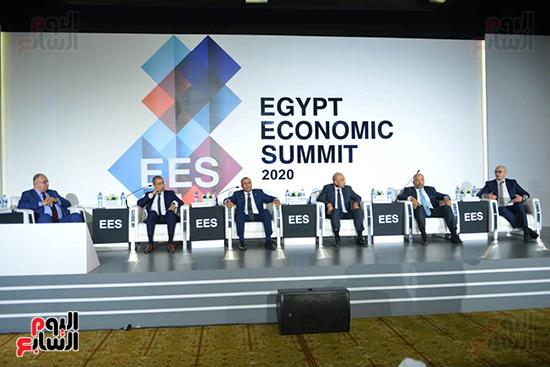 جلسات المؤتمر الاقتصادى (3)