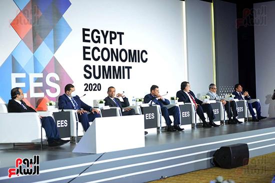 جلسات المؤتمر الاقتصادى (20)