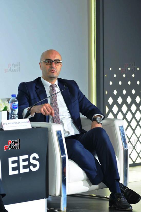 جلسات المؤتمر الاقتصادى (4)