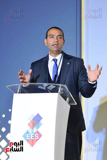 الجلسة الثانية بـقمة مصر الاقتصادية (5)