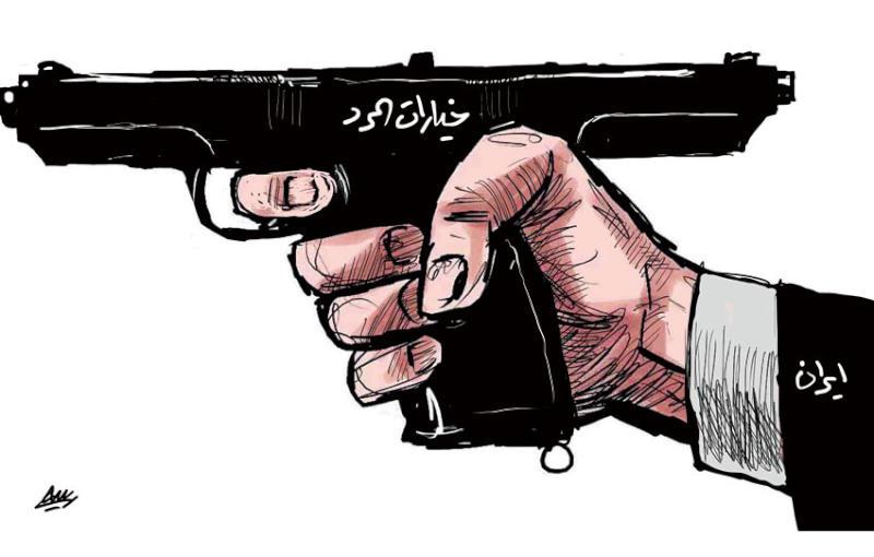 كاريكاتير الشرق
