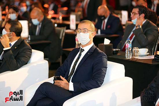 الجلسة الثانية بـقمة مصر الاقتصادية (2)