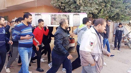 تشييع جثمان محمد الفكهانى (3)