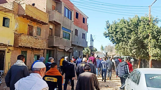تشييع جثمان محمد الفكهانى (4)