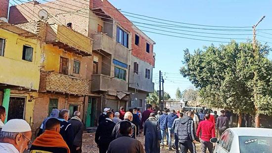 تشييع جثمان محمد الفكهانى (5)