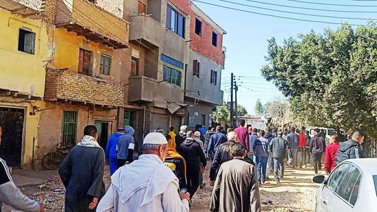 تشييع جثمان محمد الفكهانى (8)