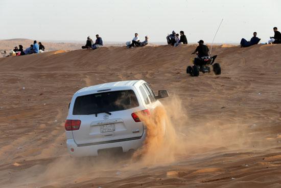 التفحيط فى السعودية (8)