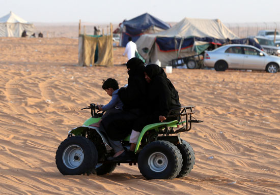 التفحيط فى السعودية (9)