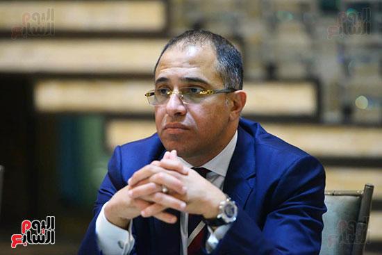 الدكتور أحمد شلبى رئيس شركة تطوير مصر