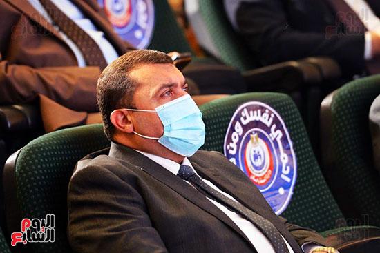 مؤتمر بحضور اللجنة العلمية لمكافحة فيروس كورونا المستجد (22)