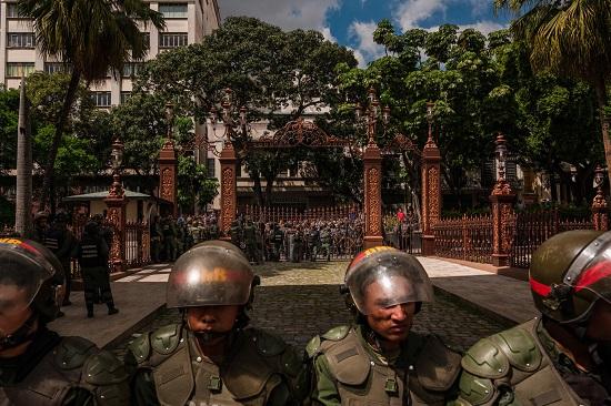مظاهرات الشرعية الرئاسية في فنزويلا