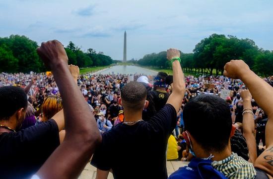 نصف مليون شخص للاحتجاج على العنصرية في أمريكا