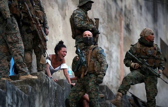تصاعد عمليات القتل على أيدي الشرطة في ريو