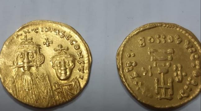 العملات الأثرية المظبوطة