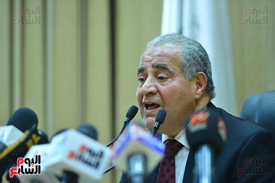 مؤتمر وزير التموين (48)