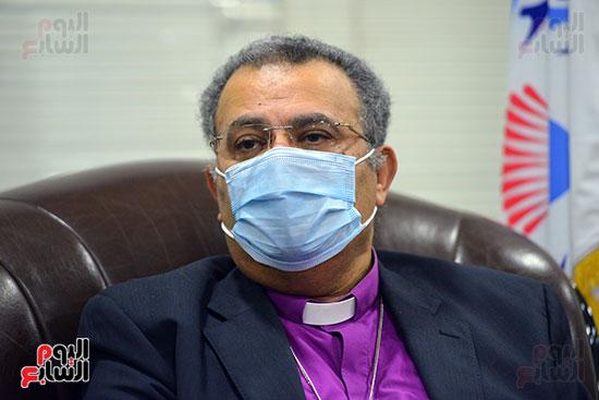 الدكتور القس أندرية زكى رئيس الكنيسة الإنجيلية فى مصر (5)