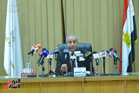 مؤتمر وزير التموين (53)