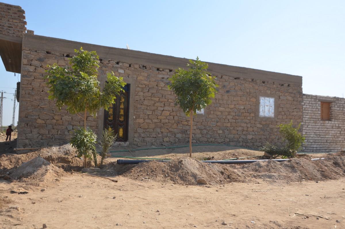 تطوير قرى اسنا ضمن حياة كريمة
