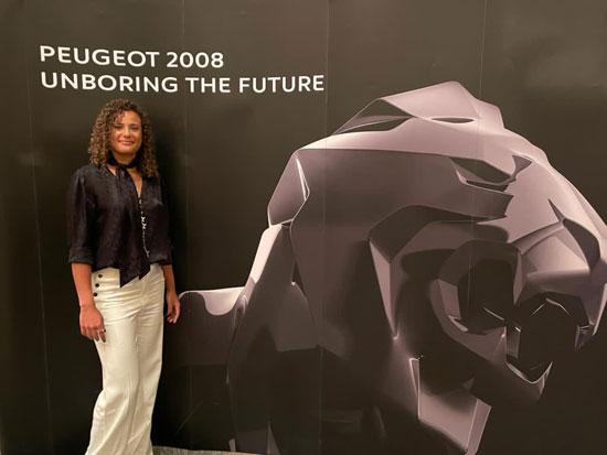بيجو مصر توقع رعاية مع لاعبة التنس المصرية العالمية (3)